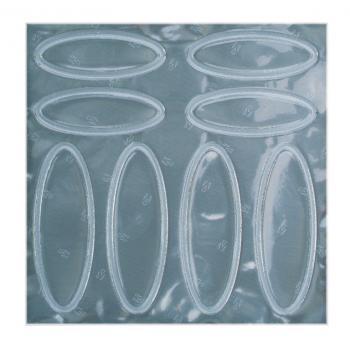 Artikel :   405450  Stickerset Oval