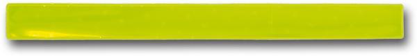 Artikel :   415310  Klappband nachleuchtend gelb