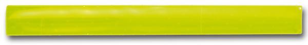 Artikel :   415340  Klappband nachleuchtend gelb