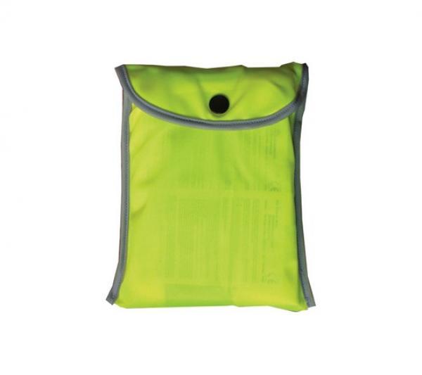 Artikel :   412165  Sicherheitsweste im Fluo Bag